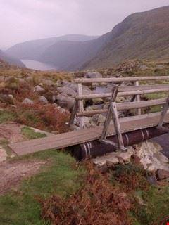 dublin bridge over gleneola river