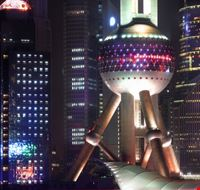 shanghai the bund-pearl tower