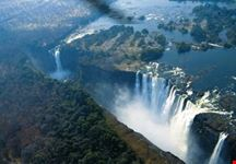 The Spectacular Victoria Falls