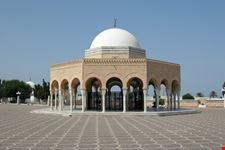 monastir bourquiba mausoleum