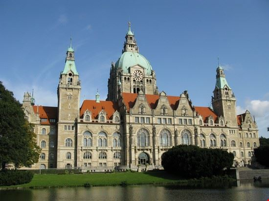 hannover hannover city hall