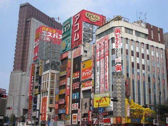 19698 tokyo shopping street