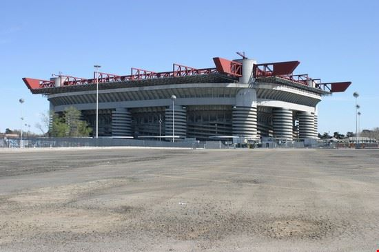 19714 milan stadio giuseppe meazza san siro
