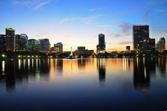 Orlando Downtown