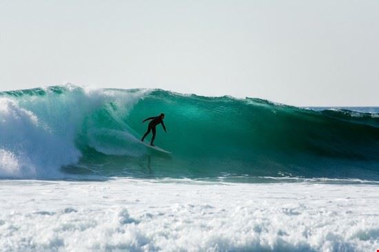 Surf  Hermosa Beach