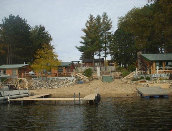 19801 lake city cabins on the lake in michigan