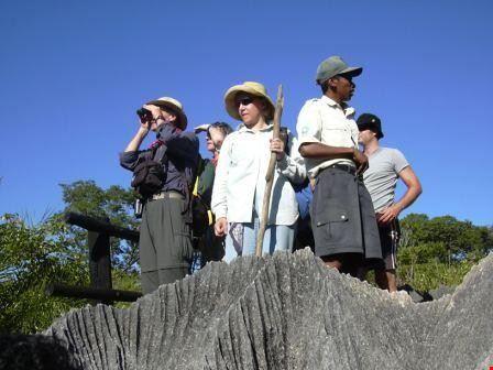 Tsingy de Bemaraha - A World Heritage Site