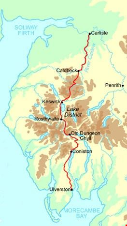 Cumbria tours