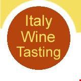 logo italy wine tasting