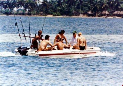 Ghana River Cruises