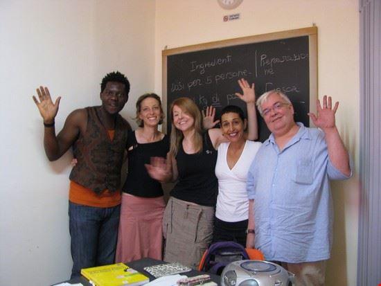 Italian language school