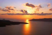 Santorinis Sunset...Unique