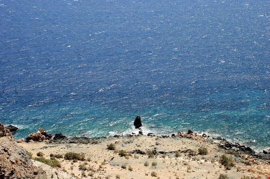 mykonos coastline