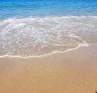 20355 mykonos golden beach background