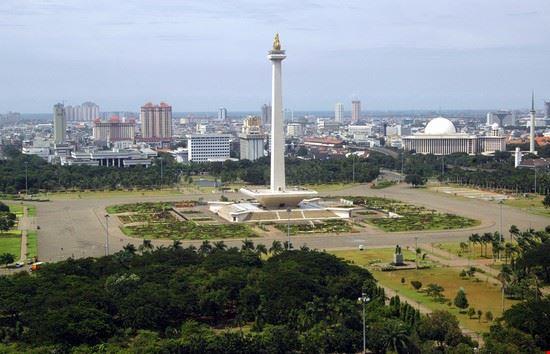 jakarta national monument monas