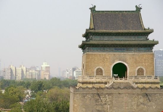 20442 beijing bell tower