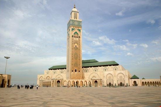 20446 casablanca hassan ii mosque