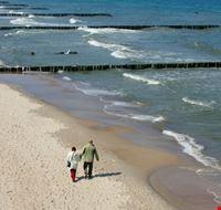 naples walk on beach