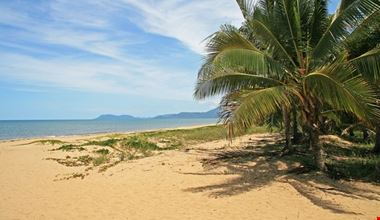 Beach in Far North Queensland