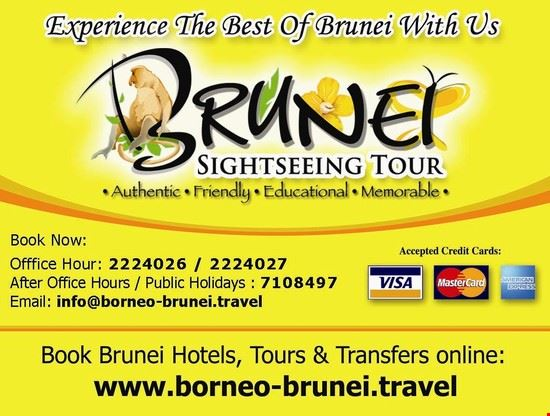 Brunei Sightseeing Tour