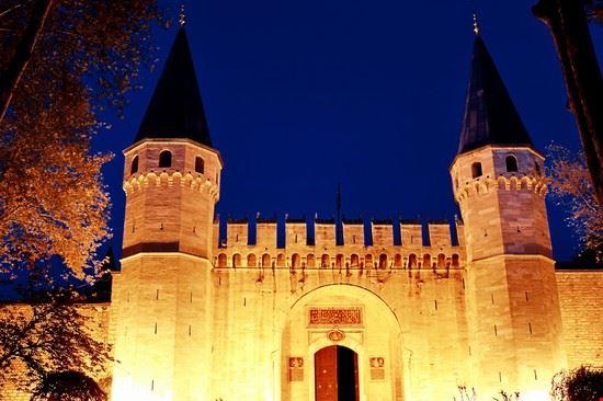 20661 istanbul topkapi palace
