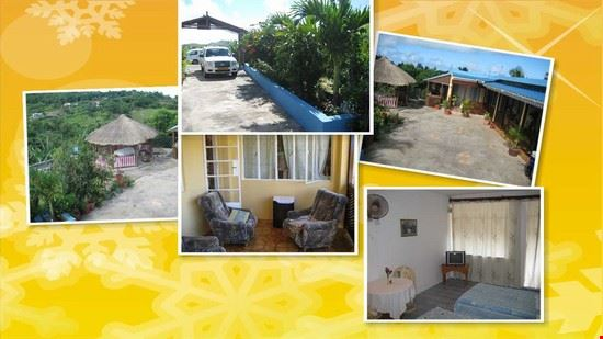 accommodation rodrigues