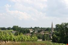 the village of Sauternes