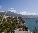 nerja spanish coastline