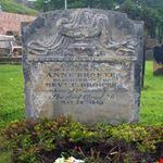 Anne Bronte's Grave