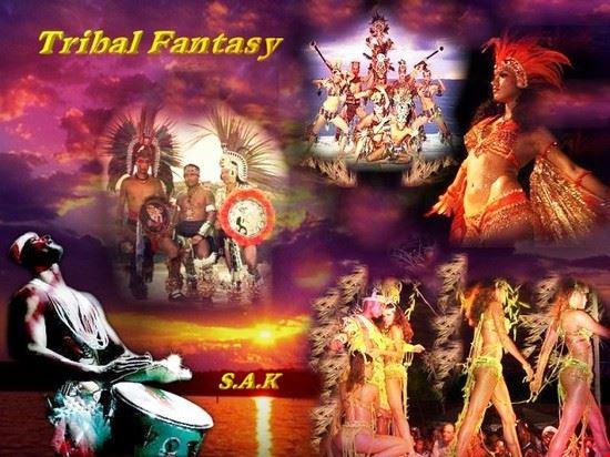 Tribal fantasy
