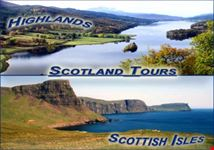 Sightseeing Tours Scotland : Highlands and Islands