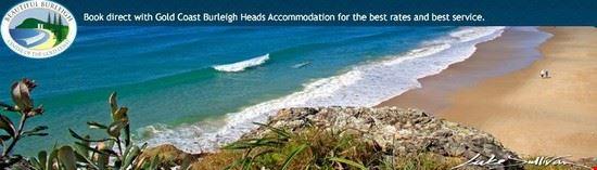 Beautiful Burleigh Beach