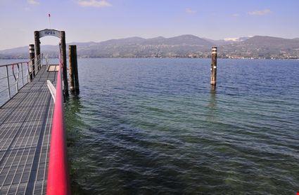 Paesaggio sul Lago Maggiore
