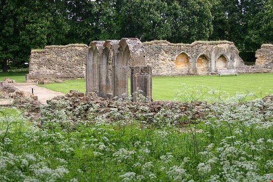 gloucester hailes abbey