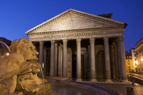 21256 rome pantheon