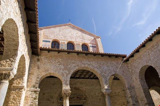 porec euphrasius basilica