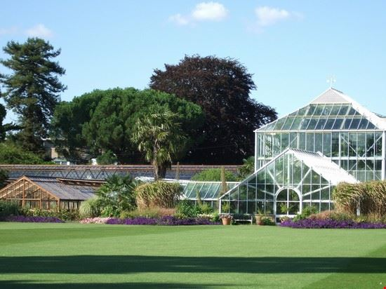 cambridge botanic garden
