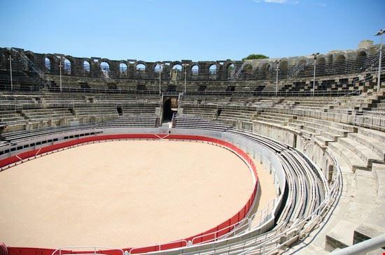 Amphitheatre les Arenes