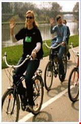 krakow by bike