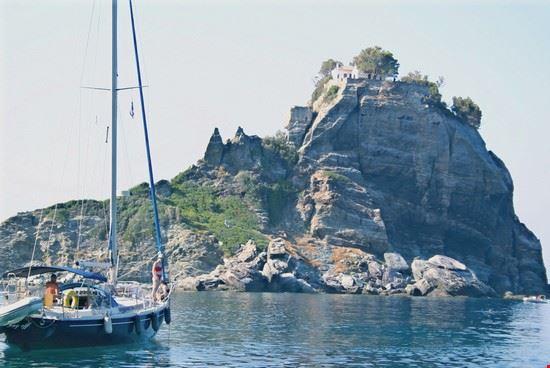 skiathos skopelos sporades islands greece