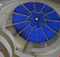 21528 new york glass ceiling of the guggenheim