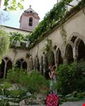 Cloister in Sorrento