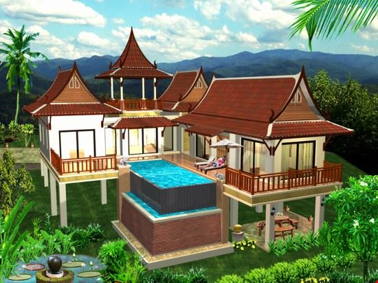 Villa Type L Baan Chom Tawan