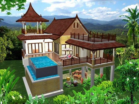 Villa Type M Baan Chom Daow
