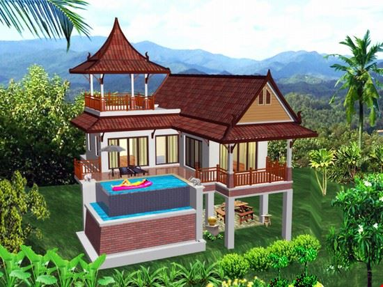 Villa Type S Baan Chom Jan