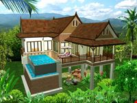 Villa Type M Baan Chom Daow (Standard)