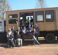 21661 cape town wheelchair accessible safari vehicle