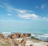 fortaleza tropical beach