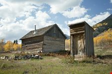 Ashcroft Ghost Town
