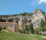 santiago de compostela knights templar hermitage of san bartolome